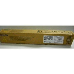 Ricoh MPC2003 MPC2503 Yellow Toner Cartridge
