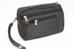 Spy Camera Leather Handbag