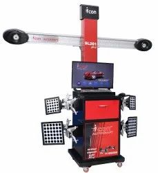 SL-201 Plus Computerized 3D Wheel Alignment
