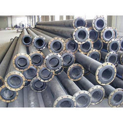Steel Rubber Lined Pipe
