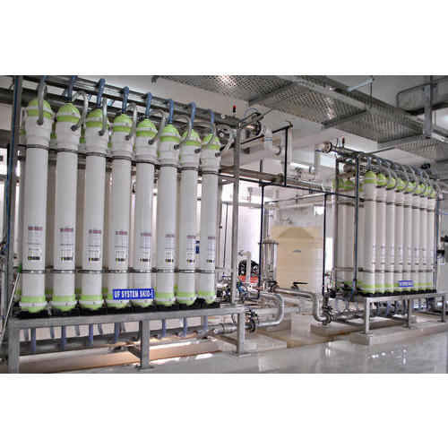 Automatic Ultrafiltration System