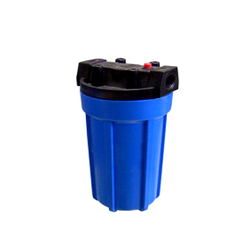 Plastic Cartridge Filter Housing