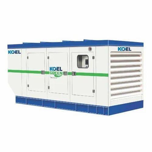 62.5 KVA Kirloskar Silent Diesel Generator Set