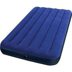 Blue Air Bed Intex Air SINGLE bed