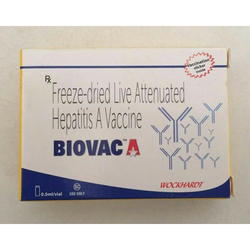 Freeze Dried Live Attenuated Hepatitis A Vaccine