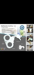 Multifunction Covid Key