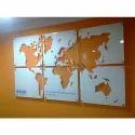 Reception Signage Board
