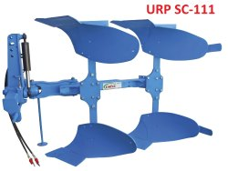 URP SC-111 Hydraulic Reversible Plough