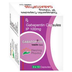 Gabapentin Capsules IP 100mg