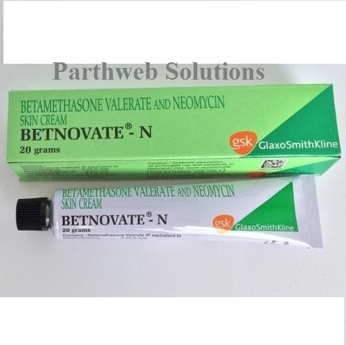 Betnovate N Cream, Usage: Clinical, Personal, Rs 27.55 /pack Parthweb  Solution Private Limited | ID: 1772841630