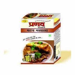 Pranav 10 gm Chicken Masala, Packaging: Box