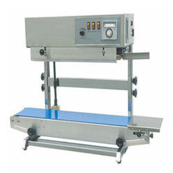 Vertical Continuous Pouch Sealing Machine