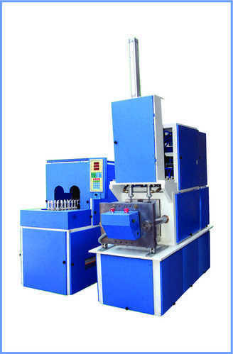 Plastic Jar Making  Machine