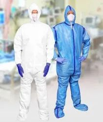 Saaskin Coverall Suit ( AAMI Level 4 & ASTM )