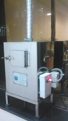 Nachiket's Fully Automatic Electrical Operated Sanitary Napkin Incinerators