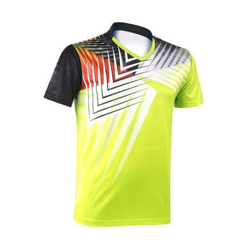 Large And Large Polyester And Polyester Badminton T Shirt Rs 150 Piece Id 19661955088