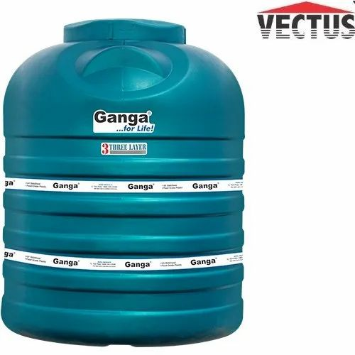 Ganga For Life Triple Layer Water Tank At Rs 6 Litre Noida Id 16653039462