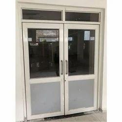 Aluminium Door, Size/dimension: 7x3 Feet