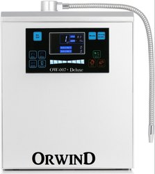 Alkaline Water Ionizers Machine Acidic Drinking Water Cleaner