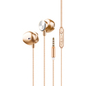 Golden Abs Wired Earphone