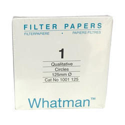 Papiers Filters Whatman 1 Filter Paper