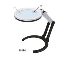 Insize 7512-1 Three Way Magnifier With Illumination