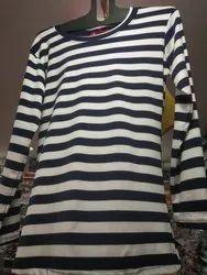 Ladies Full Sleeve T Shirt
