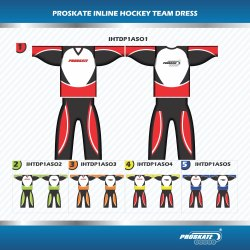 Proskate Team Dress Full IHTDP1A5