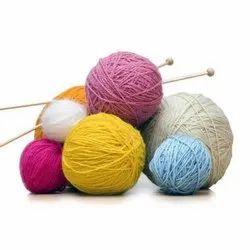 3 ply Dyed Knitting Woolen Yarn