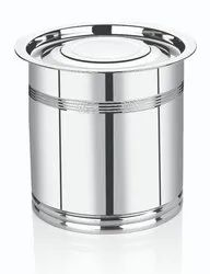 SS Round Containers