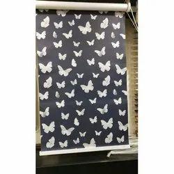 PVC Printed Window Roller Blind