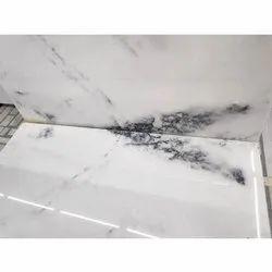 Albeta White Marble Slab, Size: 5x3 Feet, Thickness: 15-20 mm
