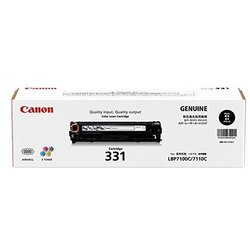 Canon 331 Toner Cartridge Black