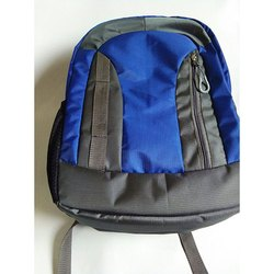 Waterproof Zipper College Bag