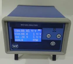 Portable Bio Gas Analyser