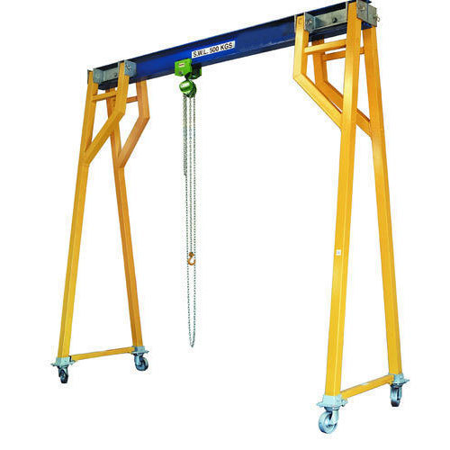 A Frame Hoist, Capacity: >15 Ton, Rs 60000 /unit, R K Engineering ...