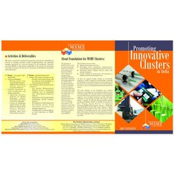 Paper Tri-Fold Brochure Designing Service