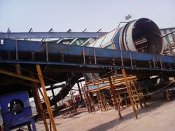 Stainless Steel Solid Waste Treatment Plant, Applicable Industry