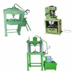 Hydraulic Press, Capacity: 40-100 Ton