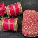 Bridal Red Chura/Chuda/Chooda Bangles