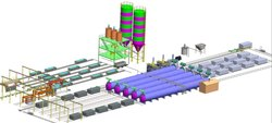 AAC Block Manufacturing Plant Cost