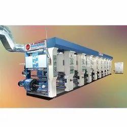 Economical Rotogravure Printing Machine