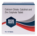 Calcium Vitamin D Tablets ( Ascal Forte)