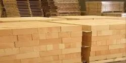 Fire Resistant Alumina Fire Clay Brick, Size: 9 in x 4.5 in x 3 in