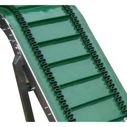 Sidewall Cleated Conveyor Belts