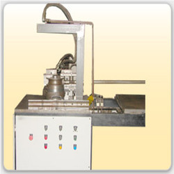 SHM 50 Hydraulic Clamping Machines