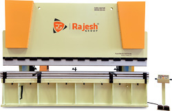 Bending Machines - CNC Press Brake Machine Manufacturer from Rajkot
