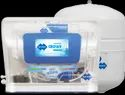 Ro+uv+alkaline Bluemount Under The Sink Ro, For Home, Capacity: 7.1 L To 14l