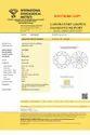 1.01ct Lab Grown Diamond CVD G VVS2 Round Brilliant Cut Type2A