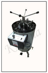 Manidharma Stainless Steel Steam Sterilizer